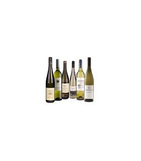 Pack Vinos Internacionales de distintas variedades de Uvas Blancas