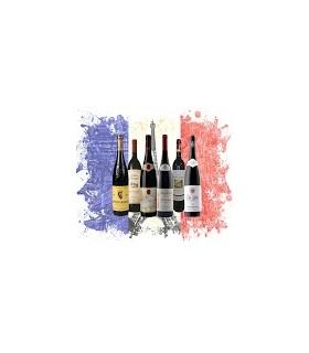 Pack Vinos Tintos de Francia