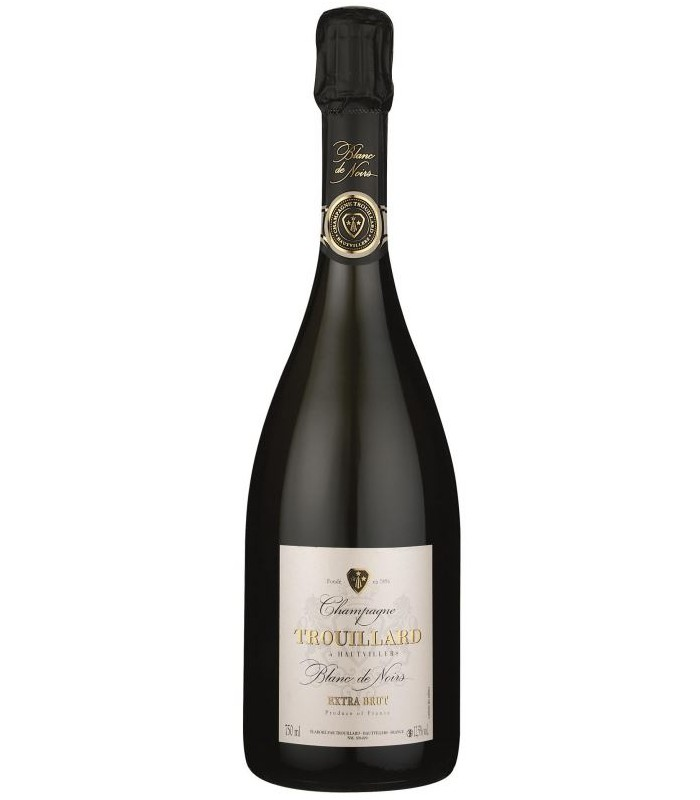 Trouillard Champagne Extra Brut Blanc de Noirs