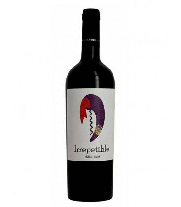 Vino Tinto Español de uva Malbec Syrah Irrepetible de Alto Landon