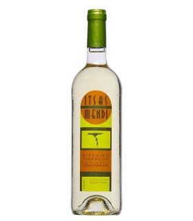 Vino blanco Joven español Txakolí Itsasmendi varietal Hodarrabi Zuri