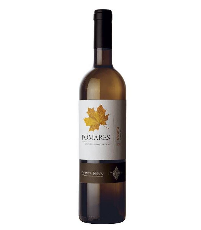 Vino blanco de Portugal, Pomares Moscatel Galego Branco