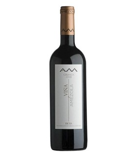 Vino Rioja Amézola Crianza