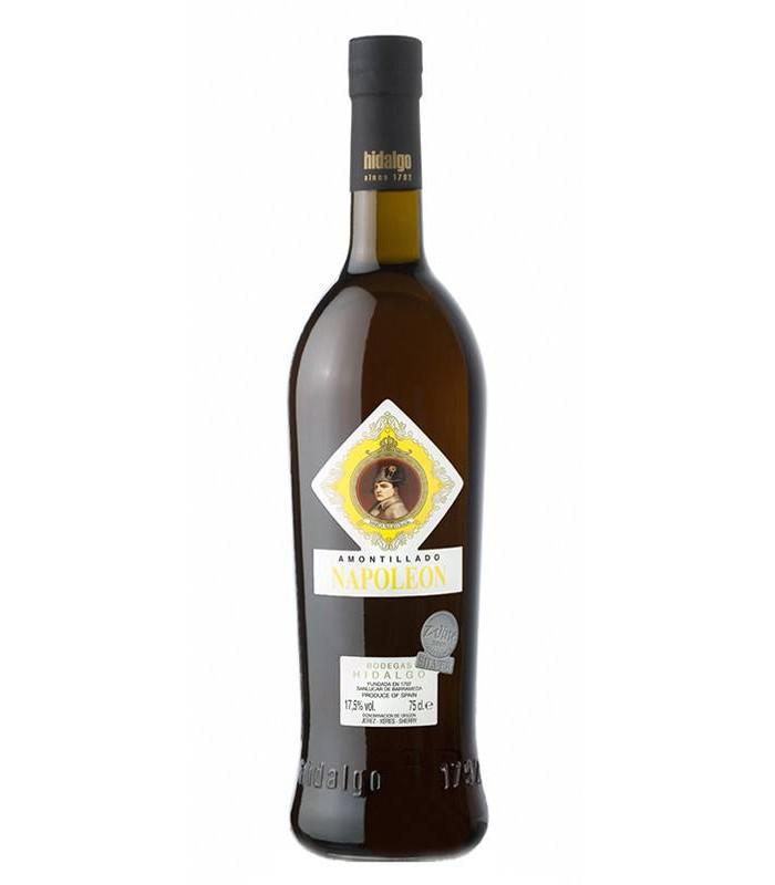 Vino blanco de Jerez Amontillado Napoleón