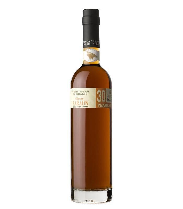 Vino Ecológico de Jerez-Sherry, Oloroso Faraón VORS