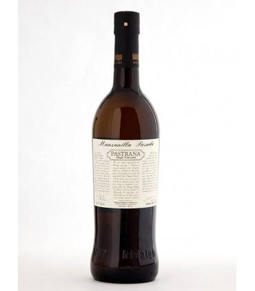 Manzanilla Pasada Pastrana, con denominación Vino de Jerez-Xerez-Sherry