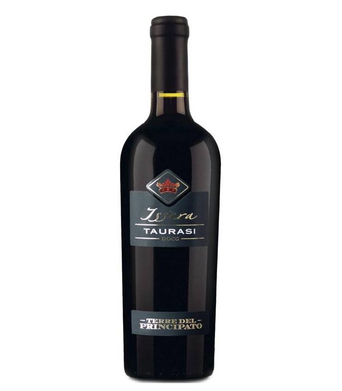 Terre del Principato crea este vino tinto Italiano con denominación Issàra Taurasi