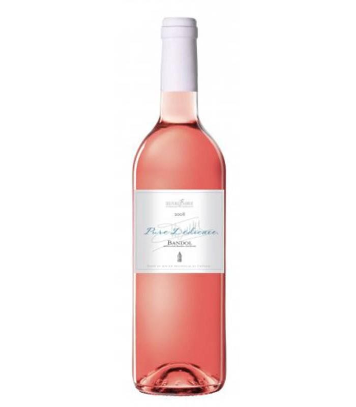 Cuvée Rosé Pure Dédicace - AOP Bandol elaborado por Henri Fabre