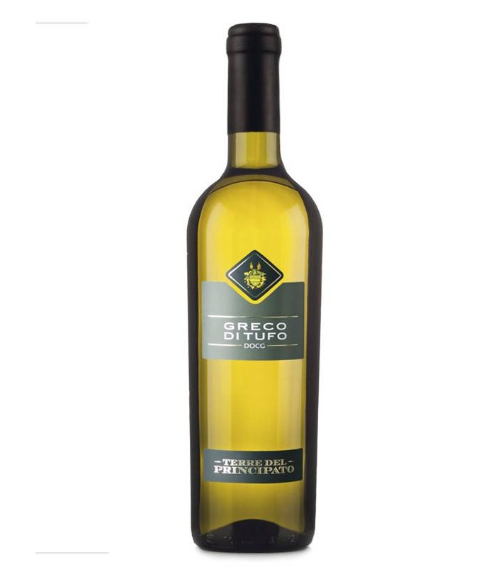 Vino italiano Greco di Tufo DOCG