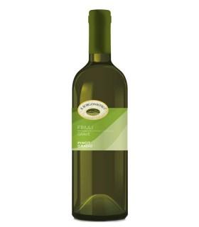 Vino blanco típico italiano,El Borgomastro Pinot Grigio