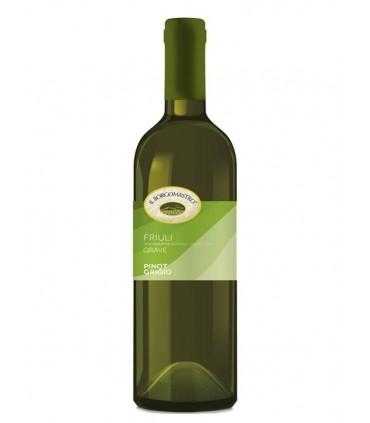 El Borgomastro Pinot Grigio