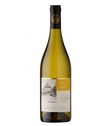 Blanco Chileno Valle de Rengo  de Torreon de Paredes con uva Chardonnay