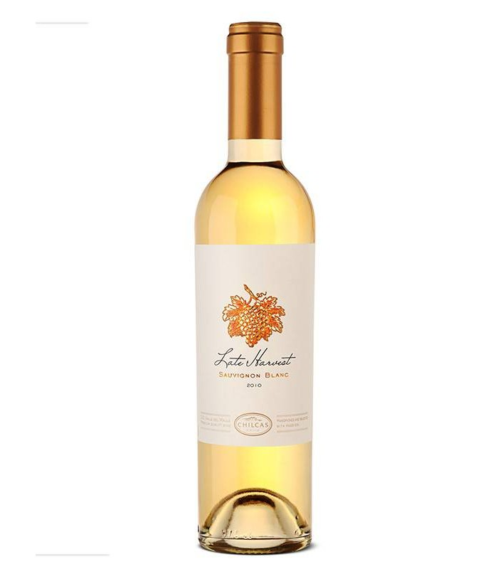 sweet wine chilcas late harvest sauvignon blanc