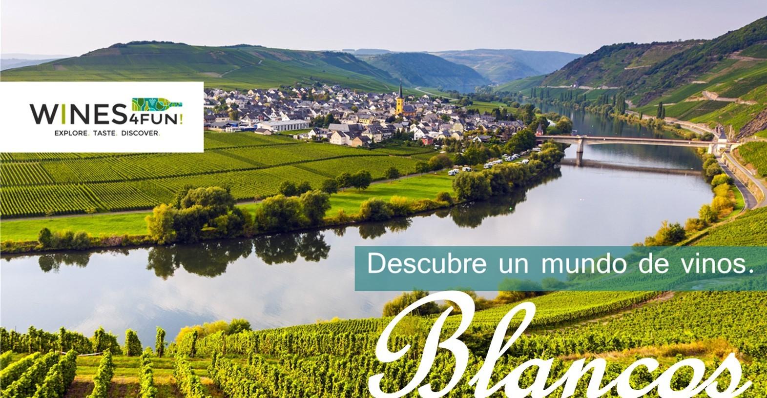 Un Mundo de Vinos Blancos