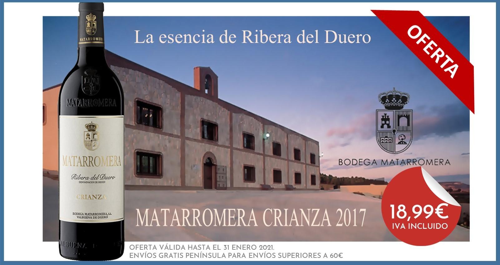 Matarromera Crianza 2017