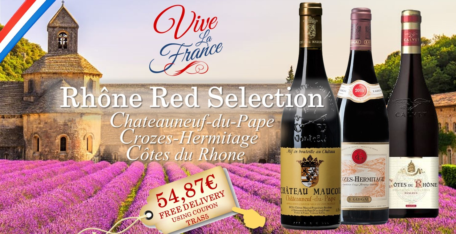 Rhône Red Selection