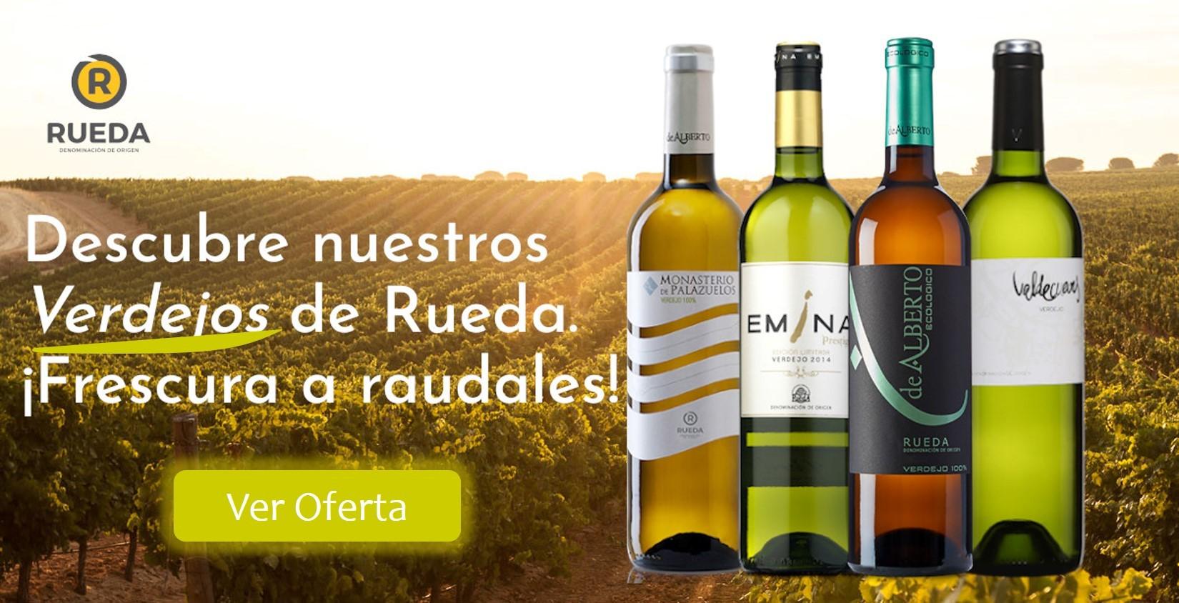Vinos de DO Rueda