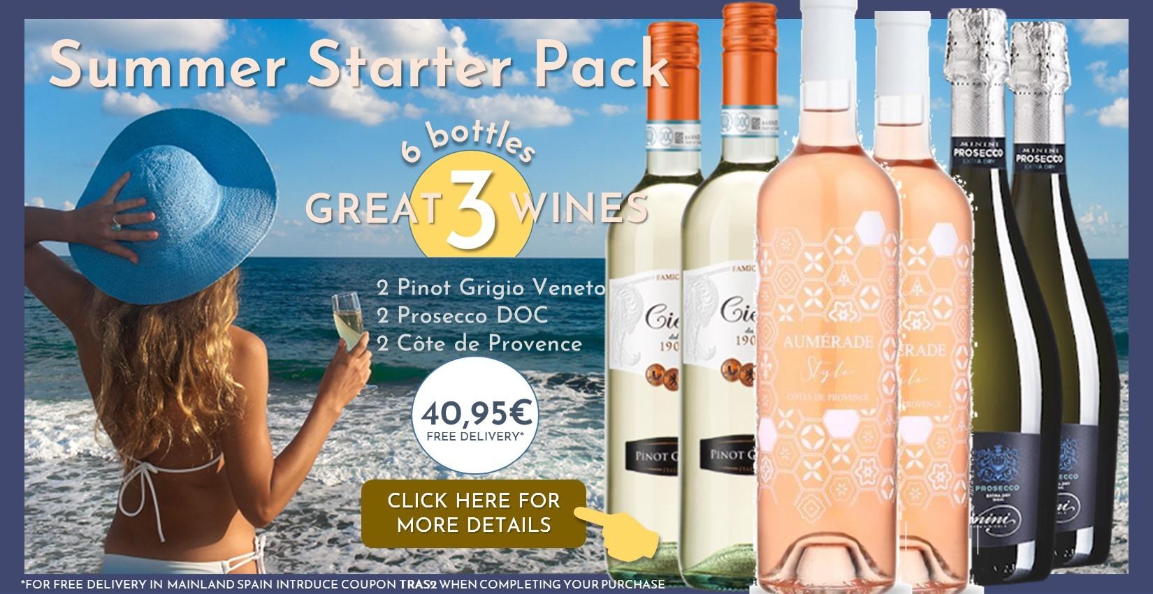 Summer Starter Pack